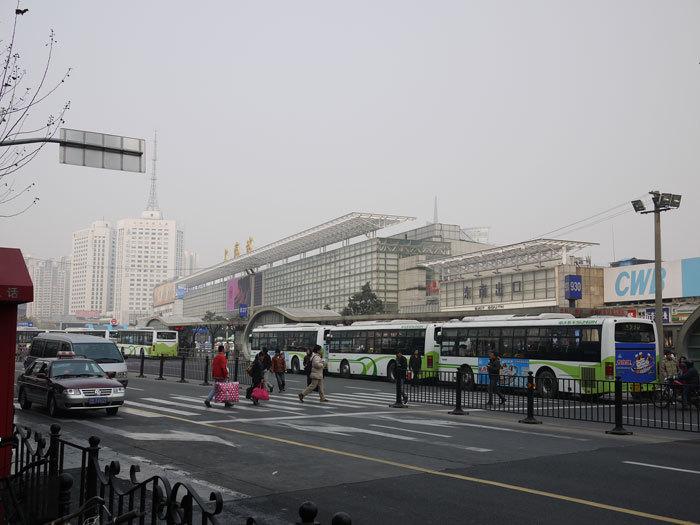 First Staff Blog-上海駅
