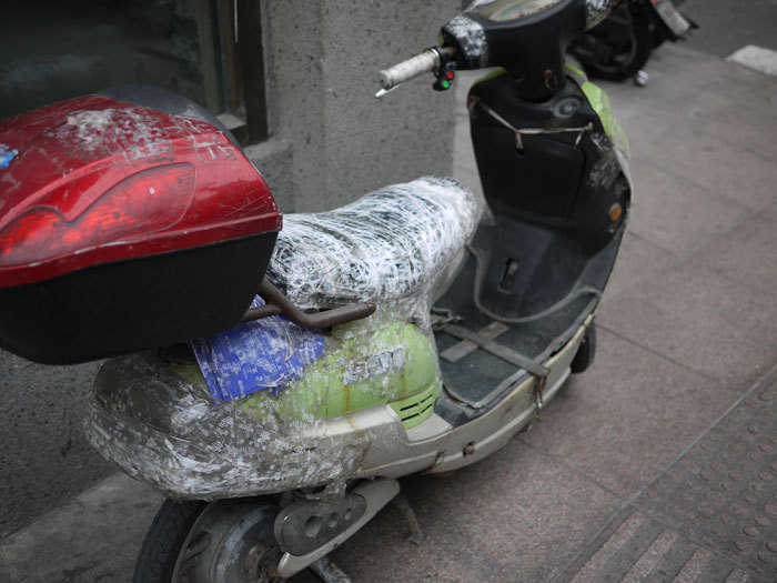 First Staff Blog-上海 バイク