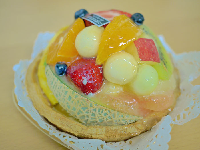 First Staff Blog-ケーキ