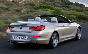 First Staff Blog-BMW 6 Series Convertible