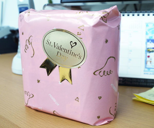 ☆ First Staff Blog ☆-バレンタイン