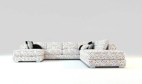 ☆ First Staff Blog ☆-Louis Vuitton ソファー WHITE