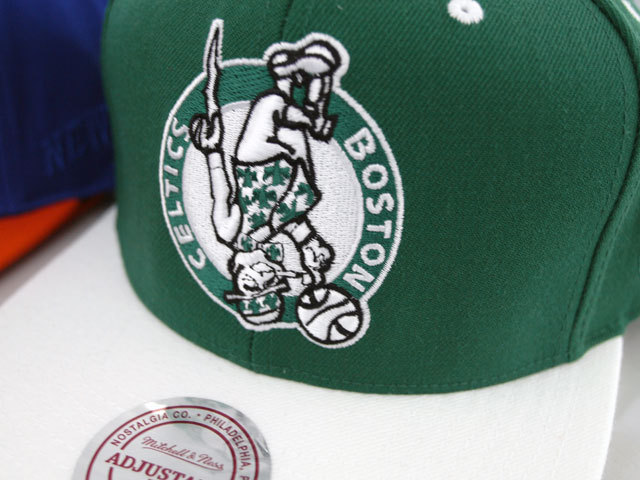 ☆ First Staff Blog ☆-halloffame×mitchell&ness
