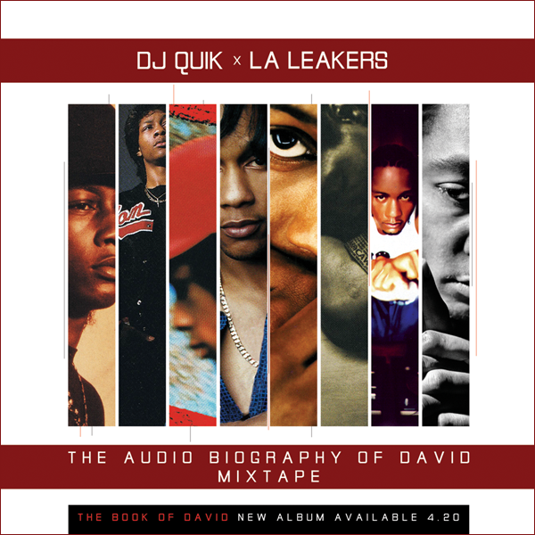 ☆ First Staff Blog ☆-DJ Quik – The Audio Biography Of David