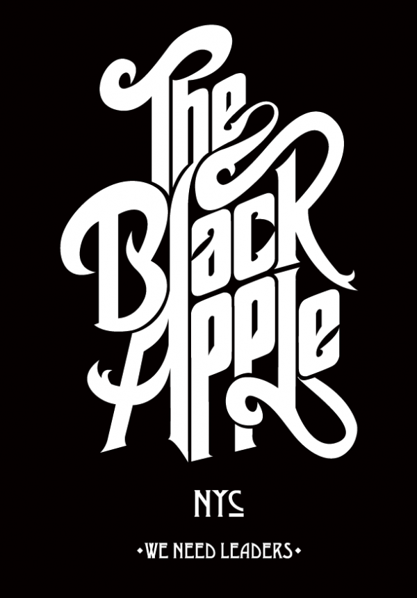 ☆ First Staff Blog ☆-THE BLACK APPLE