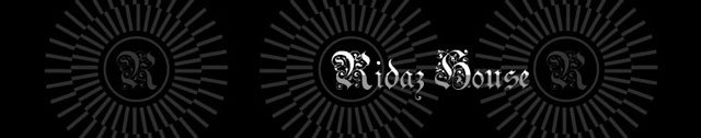 ☆ First Staff Blog ☆-ridaz house