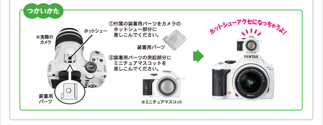 ☆ First Staff Blog ☆-ペンタックス