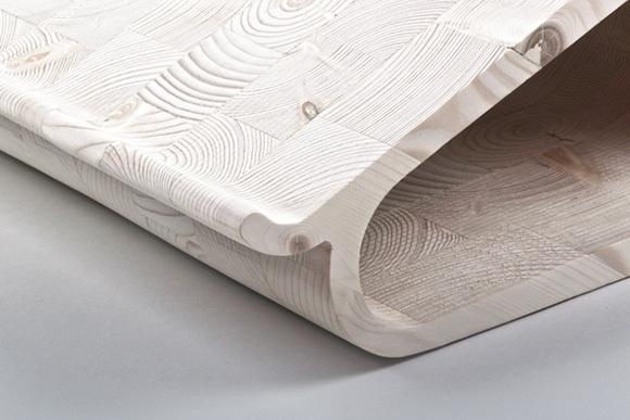 ☆ First Staff Blog ☆-Wood Laptop Stand
