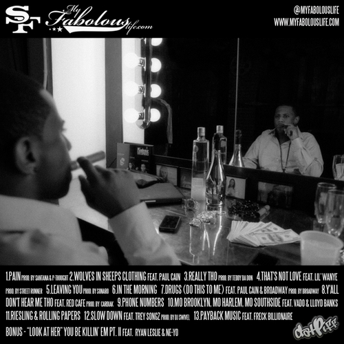 ☆ First Staff Blog ☆-Fabolous – The S.O.U.L. Tape