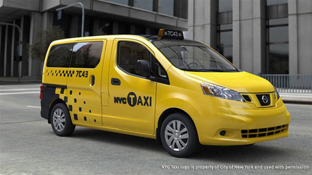 ☆ First Staff Blog ☆-NISSAN-TAXI