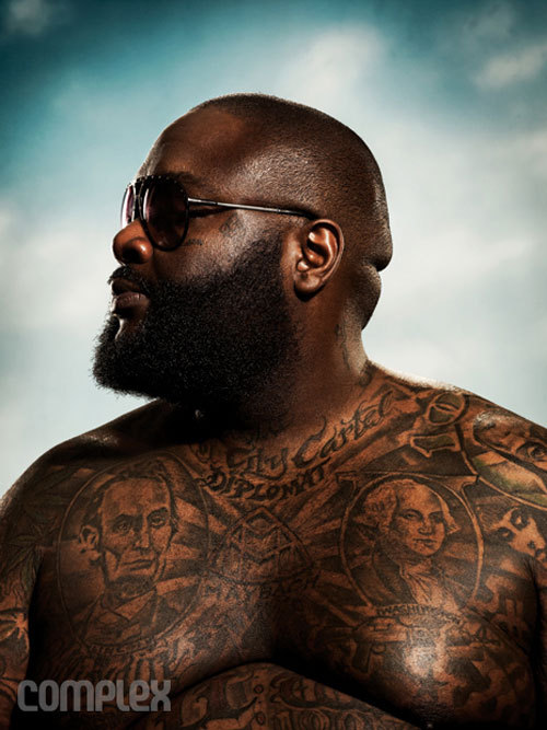 ☆ First Staff Blog ☆-Rick Ross Complex