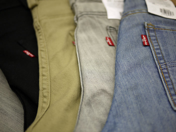 ☆ First Staff Blog ☆-NEW LEVI'S