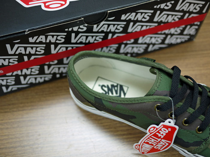 ☆ First Staff Blog ☆-VANS