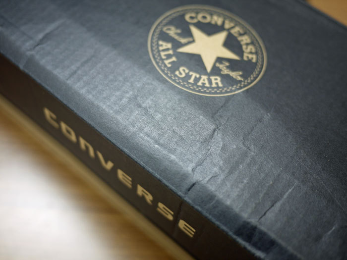 ☆ First Staff Blog ☆-CONVERSE