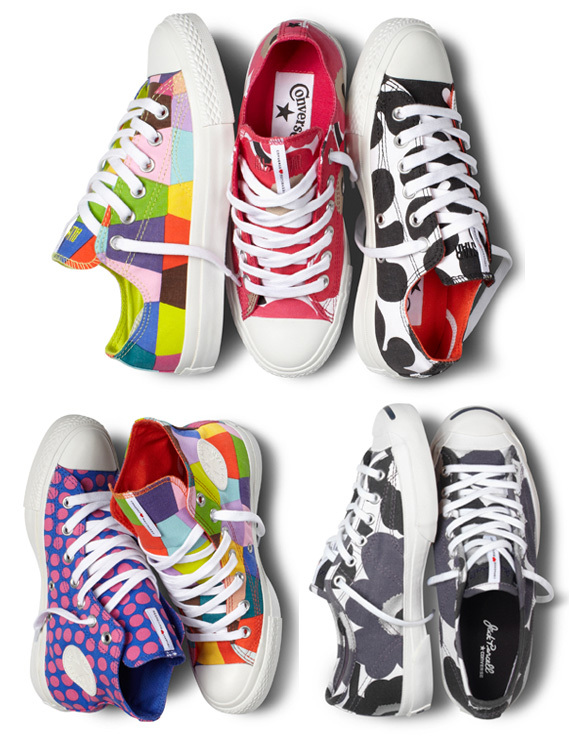 ☆ First Staff Blog ☆-Converse x Marimekko
