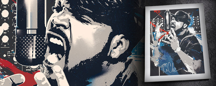☆ First Staff Blog ☆-Ice Cube & RareInk