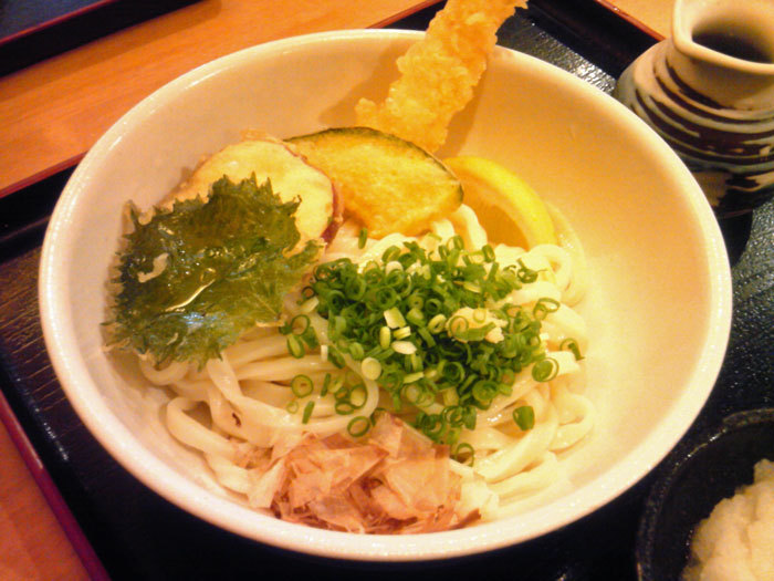 ☆ First Staff Blog ☆-うどん