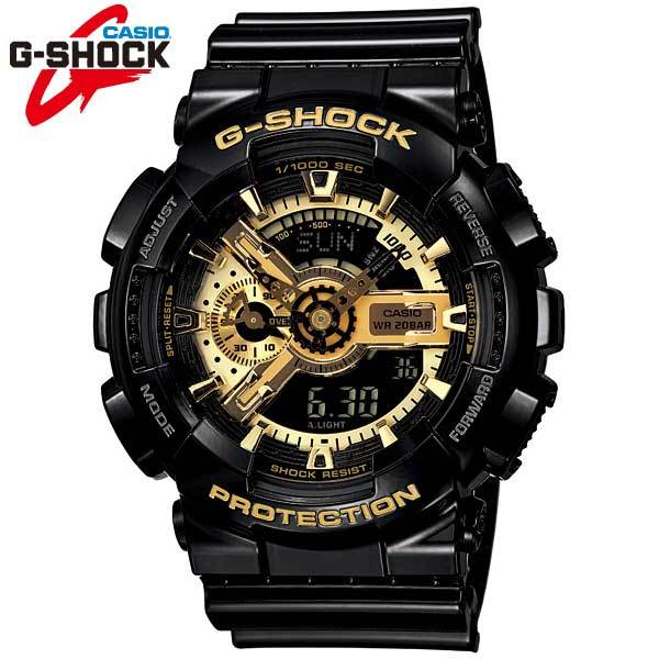☆ First Staff Blog ☆-G-SHOCK GA-110GB-1AJF