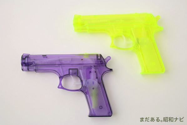 ☆ First Staff Blog ☆-昭和の水鉄砲