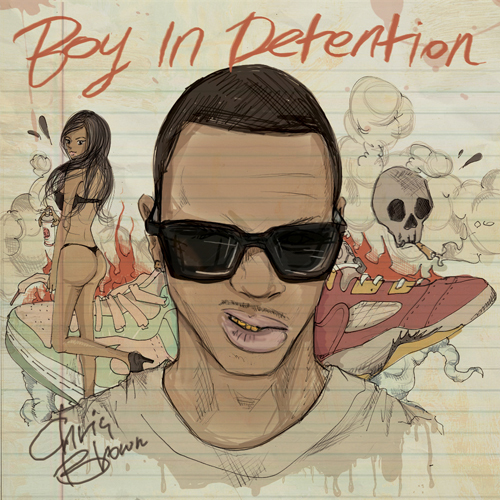 ☆ First Staff Blog ☆-Chris Brown – Boy In Detention