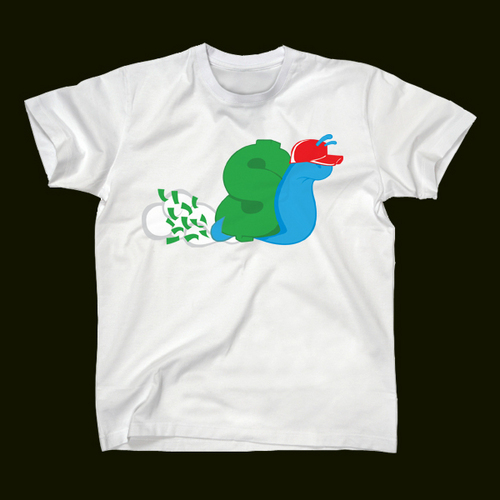 ☆ First Staff Blog ☆-SLOWBUCKS-Tシャツ-WHITE