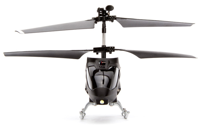 ☆ First Staff Blog ☆-HELO TC Touch-Controlled Helicopter