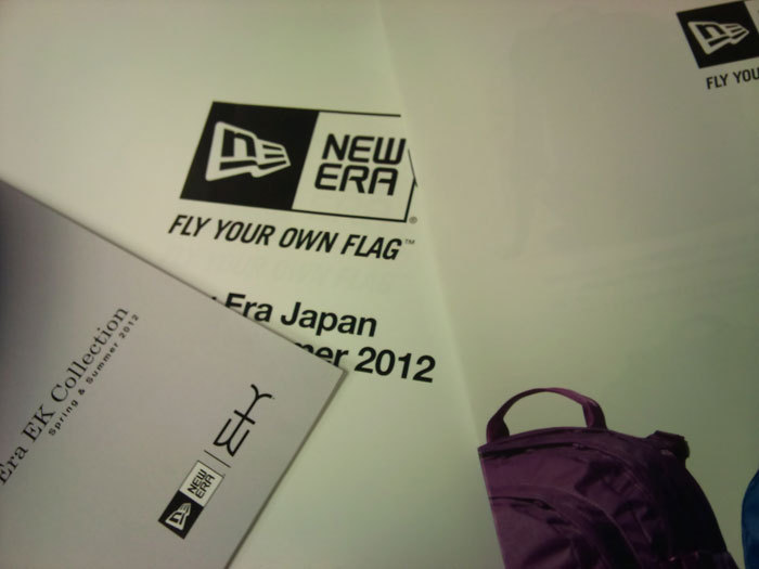 ☆ First Staff Blog ☆-NEWERA  2012