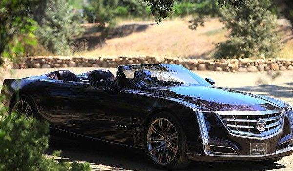 ☆ First Staff Blog ☆-Cadillac Ciel Concept