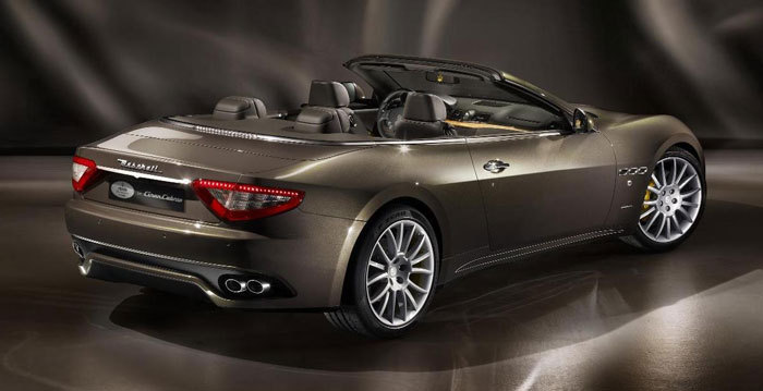 ☆ First Staff Blog ☆-MASERATI GranCabrio FENDI