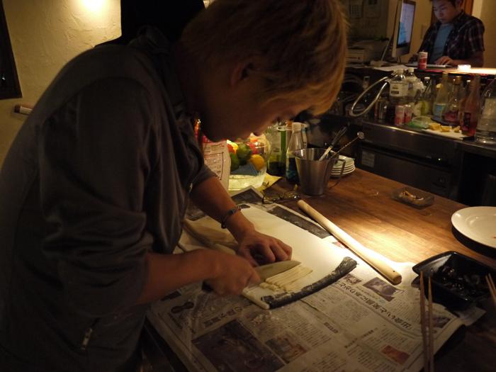 ☆ First Staff Blog ☆-DO NOT DISTURB うどん-12