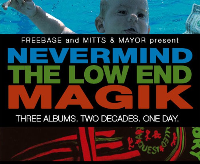 ☆ First Staff Blog ☆-Life + Times Nevermind The Low End Magik