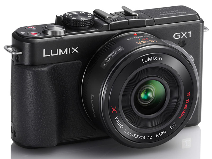 ☆ First Staff Blog ☆-LUMIX-GX1