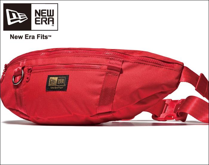 ☆ First Staff Blog ☆-NEW ERA Waist Bag