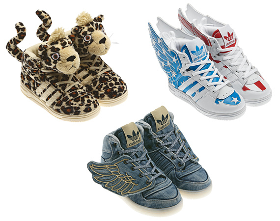 ☆ First Staff Blog ☆-Adidas Originals Jeremy Scott