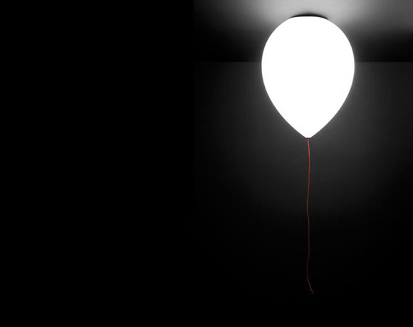 ☆ First Staff Blog ☆-Balloon Lamp