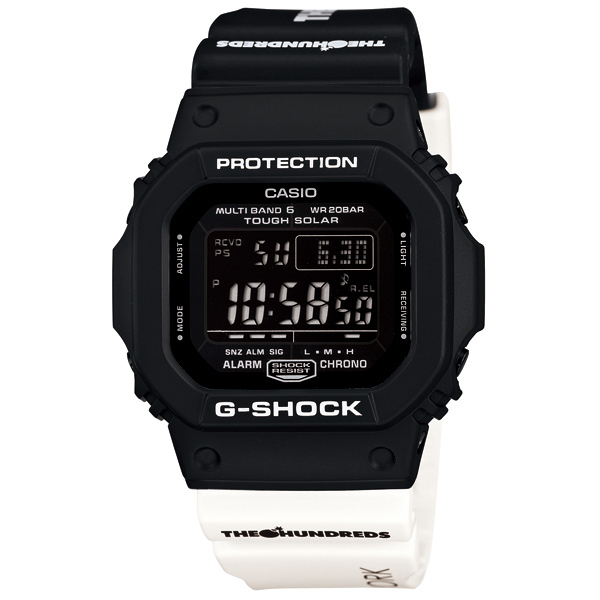 ☆ First Staff Blog ☆-G-shock×THE HUNDREDS