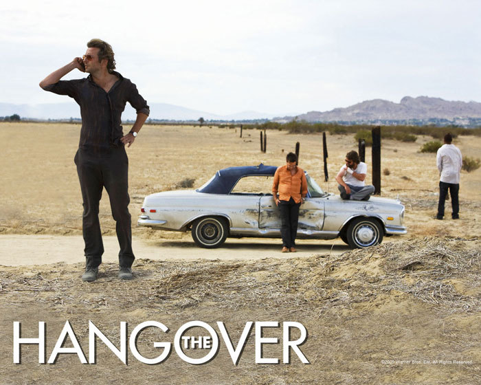 ☆ First Staff Blog ☆-The Hangover