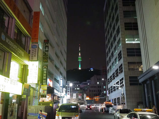 ☆ First Staff Blog ☆-韓国.37