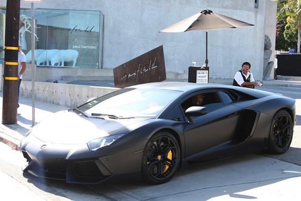 ☆ First Staff Blog ☆-Kanye-West-Lamborghini