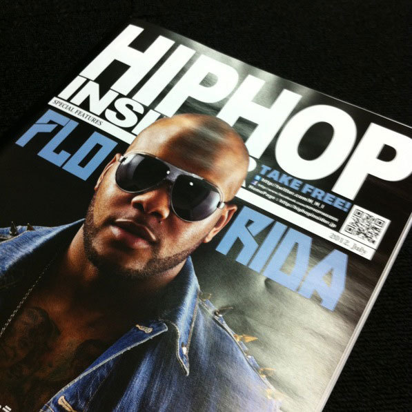 ☆ First Staff Blog ☆-HIPHOP-INSIDER-2012年 07月号