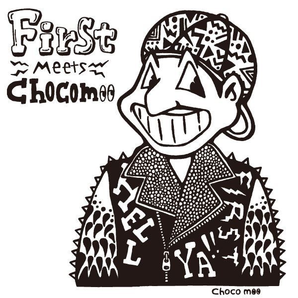☆ First Staff Blog ☆-first meets choco moo