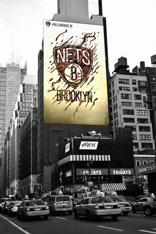 ☆ First Staff Blog ☆-BROOKLYN NETS