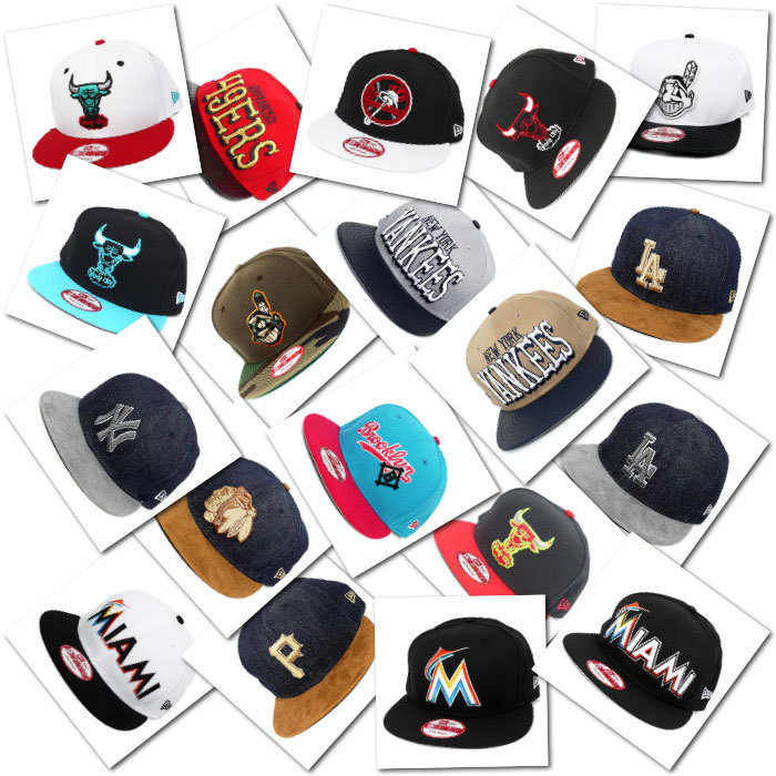 $☆ First Staff Blog ☆-New Era Snapback Cap