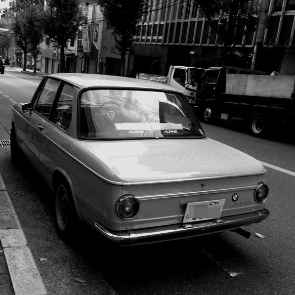 ☆ First Staff Blog ☆-BMW2002