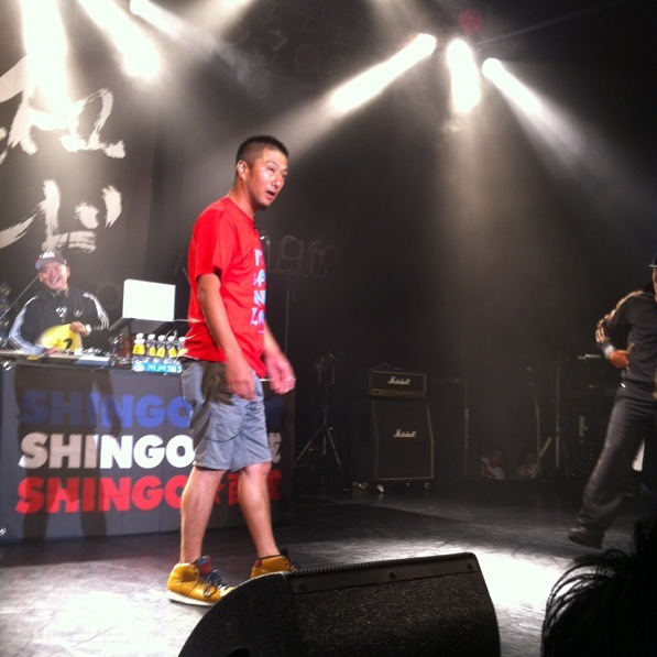 ☆ First Staff Blog ☆-昭和レコードTOUR SPECIAL 2012