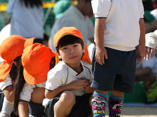 ☆ First Staff Blog ☆-運動会1