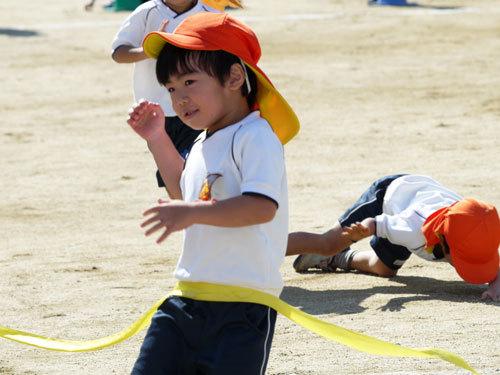 ☆ First Staff Blog ☆-運動会6