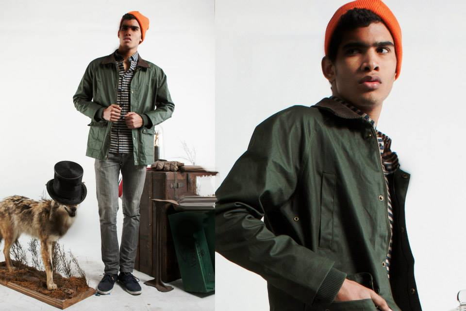 Reason Fall/Winter Lookbook 2013 (2)
