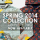 10DEEP SPRING 2014 COLLECTION 入荷です!!